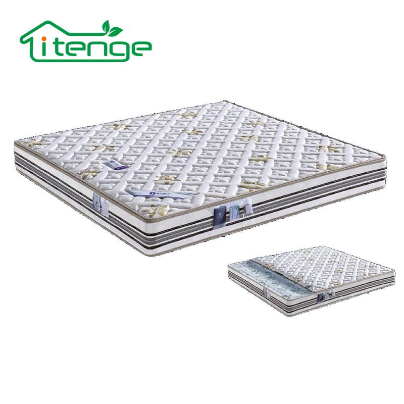 OEM OR ODM high quality spring mattress Guangdong pocket spring mattress - Jozy Mattress | Jozy.net