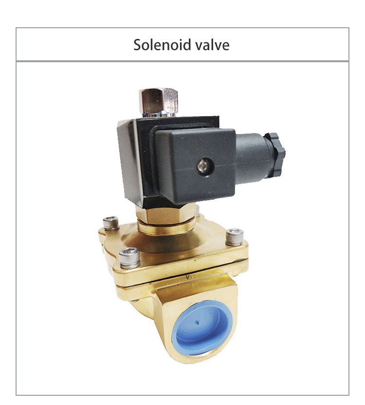 Factory Low Price Stainless Steel High Pressure Brass Solenoid Valve
