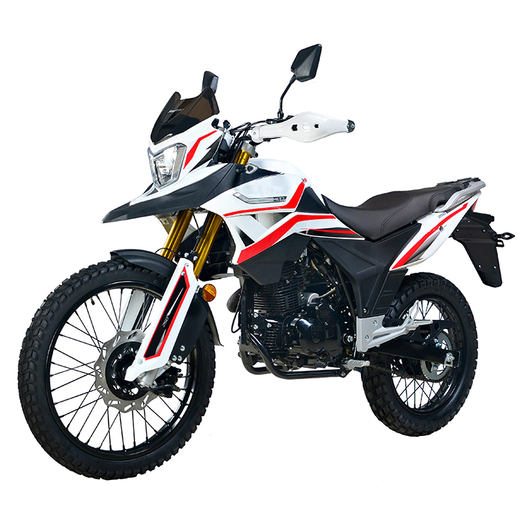 high performance new design 250cc off road motorcycle