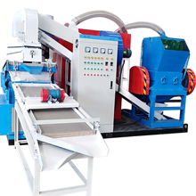 Automatic <strong>Scrap</strong> Cable Granulator Copper Wire Recycling Machine for Sale