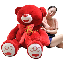 Hot Selling Large Soft Red Love Teddy Bear