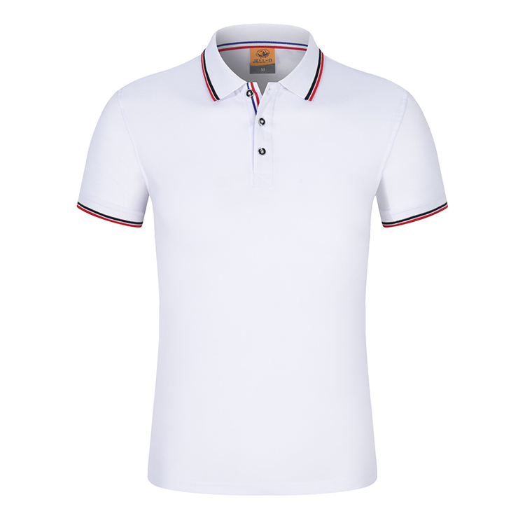 Wholesale Unisex Solid Color regular fit polo shirt Short Sleeve 100% polyester Casual Golf Polo T Shirt <strong>P103</strong>