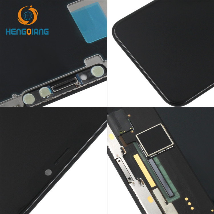 HQ TFT factory wholesale replacement LCD for iphone x xr xs max display assembly with frame