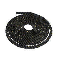 New style polyester and nylon material battle rope