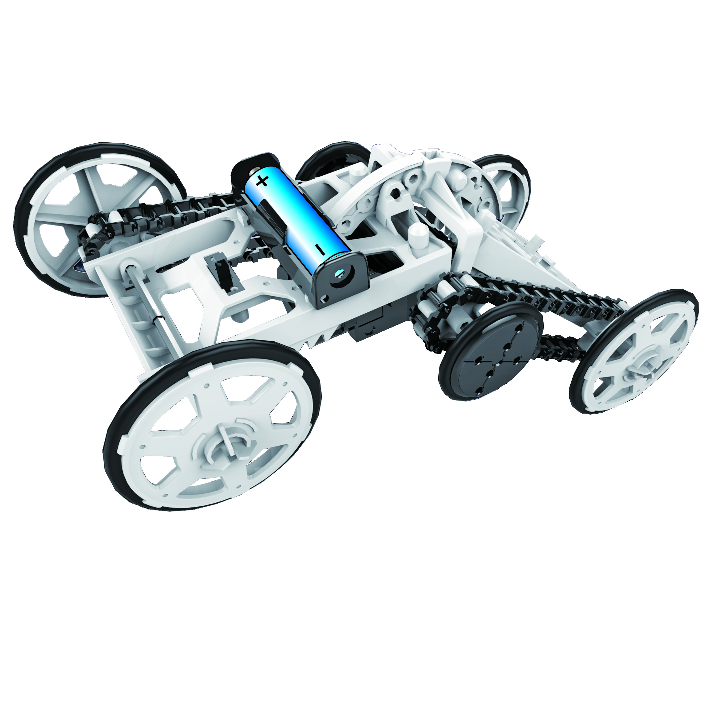 2019 Educational Learning Engineering Mechanical Assembly Diy 4Wd Climber Science Kit Stem <strong>Toys</strong> For Kids