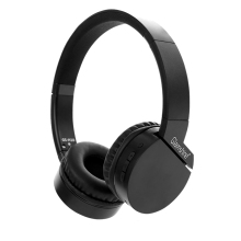 High quality foldable comfortable wearing long distance hifi stereo wireless bluetooth headset headphones