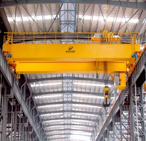Workshop Design 300 ton Double Girder Overhead Mobile Crane Machine For Sale Used