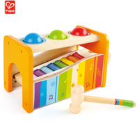 baby hand play musical Wooden Educational baby Toys musical instruments for children
