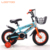 China factory carbon steel frame 12 inch 16 inch little bike toddlers girl cycle for 3 years baby kids