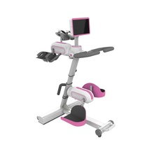Rehabilitation Healthcare Product Rehabilitation Bike for Training of Arms and Legs Child Model