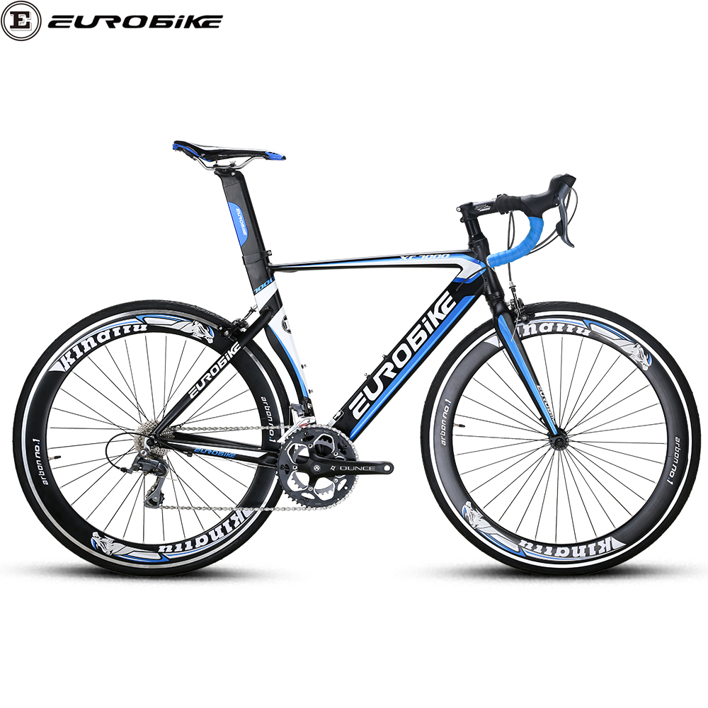 EUROBIKE 2019 Top Selling 700C Alloy Road Racing Bike XC7000 16 Speed Road Bike 60mm Rim/ <strong>Cycling</strong> / Road Bicycle Made in China