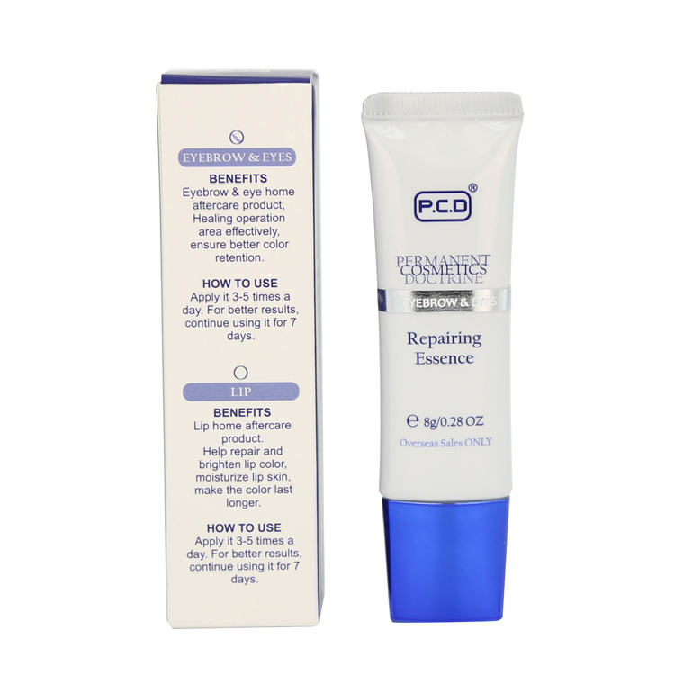 <strong>P</strong>.C.D Repairing Night Care Agent after PMU for Eyebrow/Lip