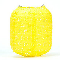 Wholesale high quality Hanging hollowed out Paper Lanterns paper lantern with led lights hanging lanterns
