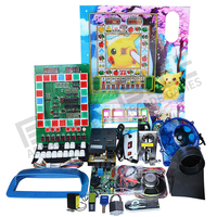 2020 Newest Fruit King / Metro Mario Slot Machine Board Kit Gambling Machine Parts For Sale