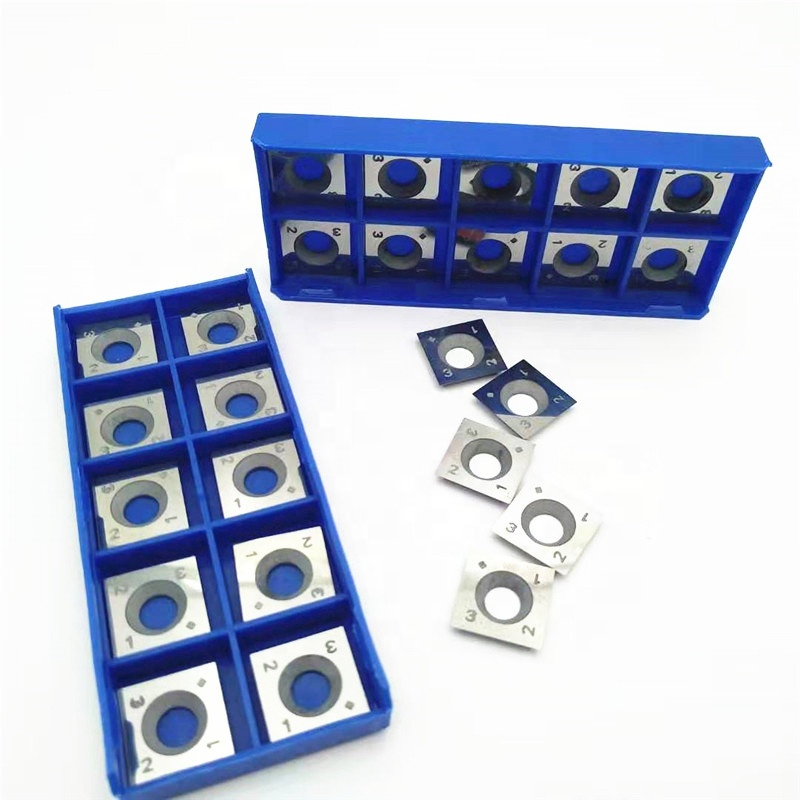 30*12*1.5mm 15*15*2.5mm 14*14*2mm Tungsten carbide inserts precision mold tool inserts Woodworking <strong>blades</strong>