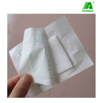 disposable medical non-woven swab in cheap price