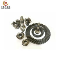 Custom machined stainless steel gears for auto parts micro pinion gear parts gear manufacturer