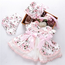 infant baby <strong>dresses</strong> spanish floral vintage <strong>girl's</strong> <strong>dresses</strong> baby clothes sets with wholesale kids children's clothes boutiques
