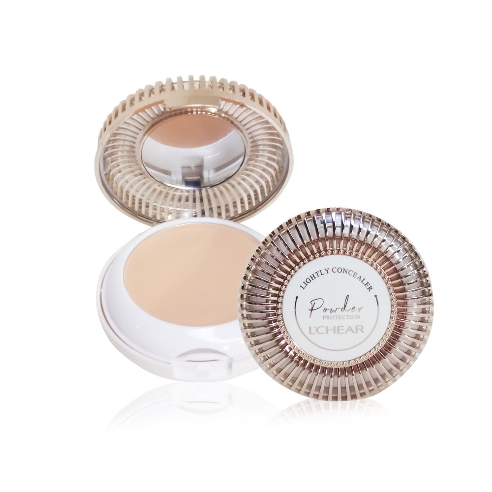 LCHEAR Double layers Compact <strong>Powder</strong> Shiny+matte DQ2137