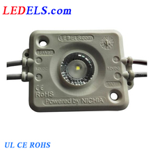 1.6W 12v 120 lumens high power lighting for display cases