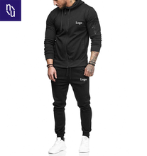 OEM/MDO mens wear custom cotton workout casual active wear High quality gym <strong>sports</strong> track suits