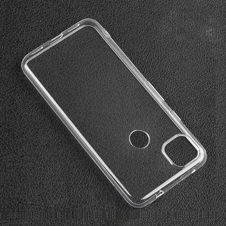 Accessories 1.0mm Thickness Soft TPU Transparent Clear Cell Mobile Phone Back Cover Case for Huawei Honor Y9S <strong>P</strong> Smart Pro 2019