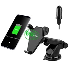 hot products 2020 5v 2a USB <strong>car</strong> wireless <strong>charger</strong> for samsung a50 phone