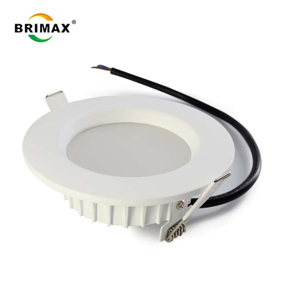 fabricant professionnel 150mm decoupe ultra Mince 15 <strong>W</strong> rond sans conducteur led downlight