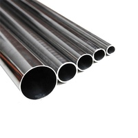 Food Grade 316L Seamless Stainless Steel Tube / SS Pipe with Good Price
