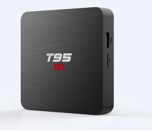 Manufacturer T95S2 Amlogic S905W 2g16g 4k HD smart tv box <strong>android</strong>