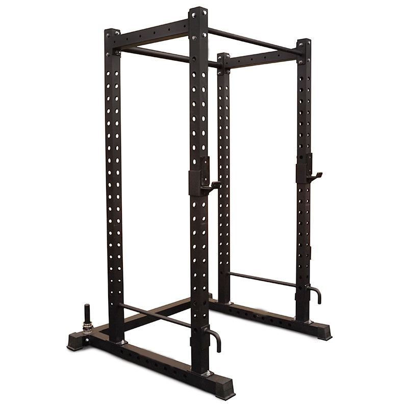 Body building heavy duty fitness <strong>j</strong> hook squat cage crossfit rigs power rack for gym