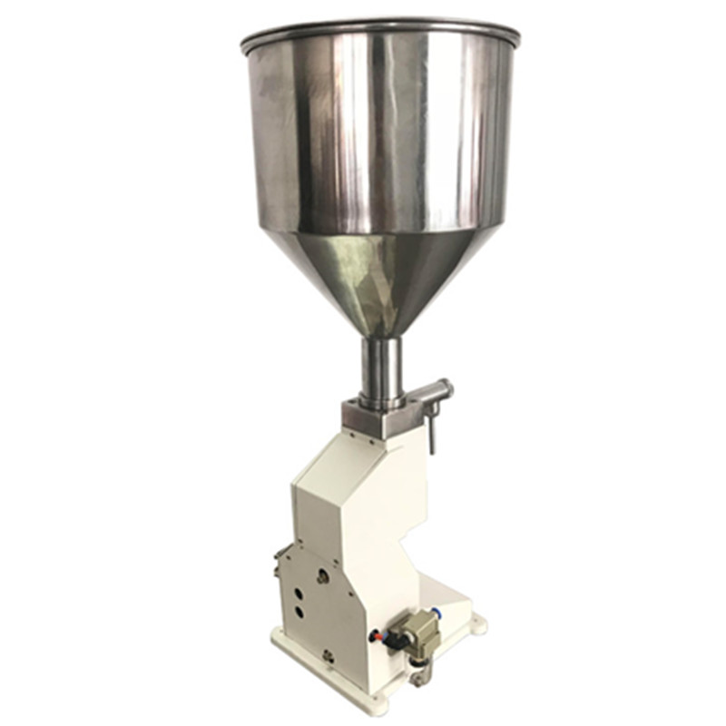 Manual Type Stainless Steel <strong>A03</strong> filling machine for liquid ,oil,honey and cream.Manual filler machine