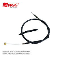 High performance motorcycle parts clutch cable italika dm150