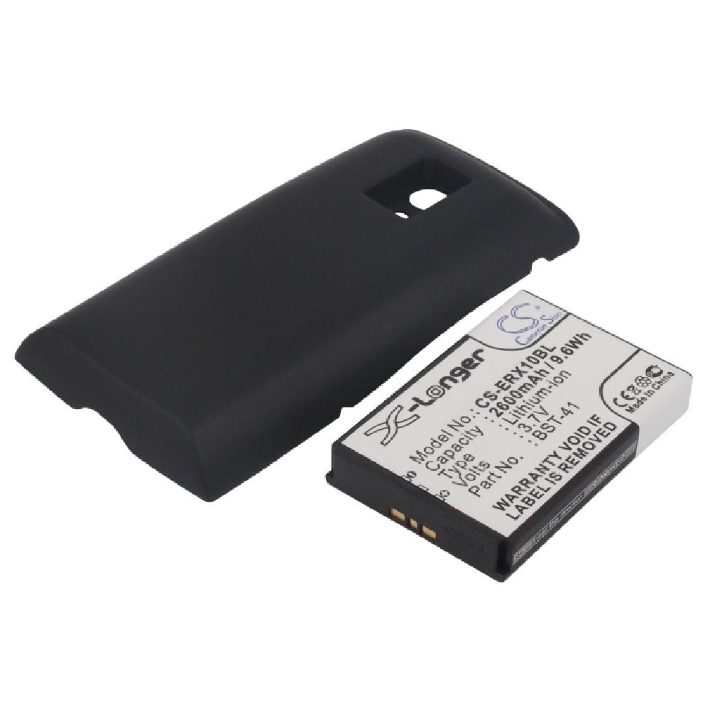 Battery Replacement for <strong>sony</strong> ericsson Xperia <strong>X10</strong> Xperia X10a BST-41