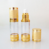 /product-detail/luxury-costmetic-packaging-gold-pump-clear-plastic-30ml-serum-airless-bottle-62425522238.html