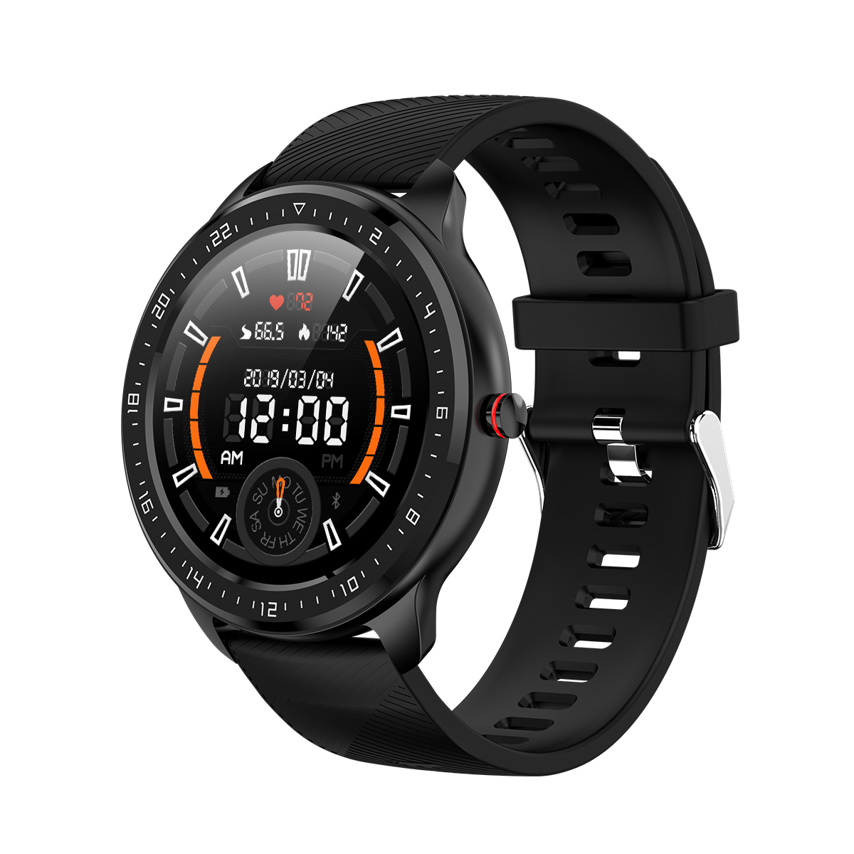 <strong>Z06</strong> Smart Watch 2020 Heart Rate Blood Pressure Fitness Tracker Sport Smart Bracelet Message Push Smartwatches for IOS Android