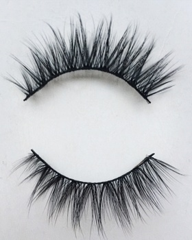 3d Mink Fur Eyelash, Real Mink Eyelashes, Siberian Mink Lashes