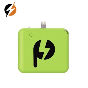 Cheap 2500mAh for iphone one time use biodegradable disposable cell phone charger
