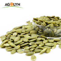AGOLYN Wholesale Chinese organic dried pumpkin seed kernels