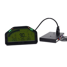 908 Car Digital race dash, Multi-function Gauge Sensor Kit Connecting Wire racing dashboard display