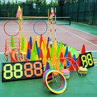 Hot sell custom soccer training equipment set speed agility ladder speed cones