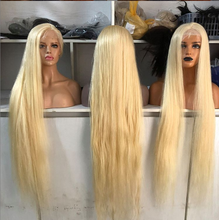 Sunlight 150% Transparent Lace Wig 613 Honey Blonde Lace Front Wigs 13x6 Lace Front Human Hair Wigs Brazilian Straight Remy Hair