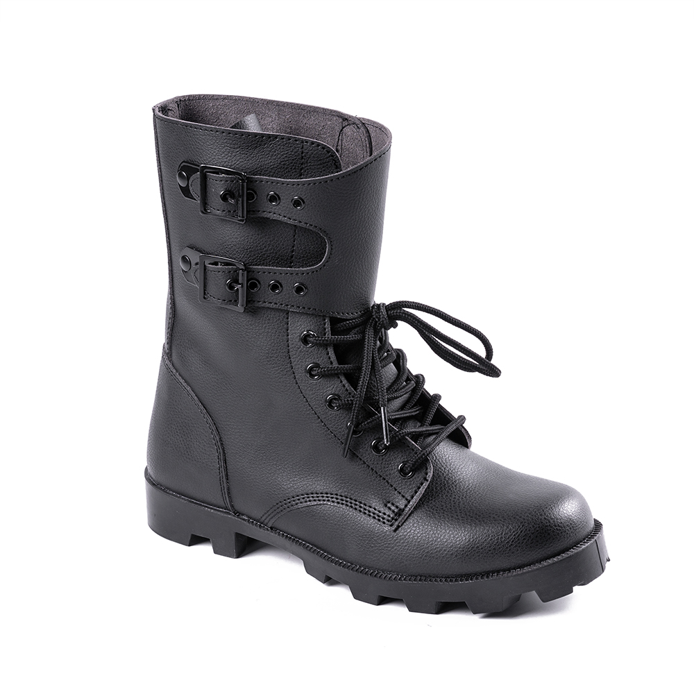 New Sports Black Waterproof Army Travel Tactical Military OEM Durable Boots  Botas