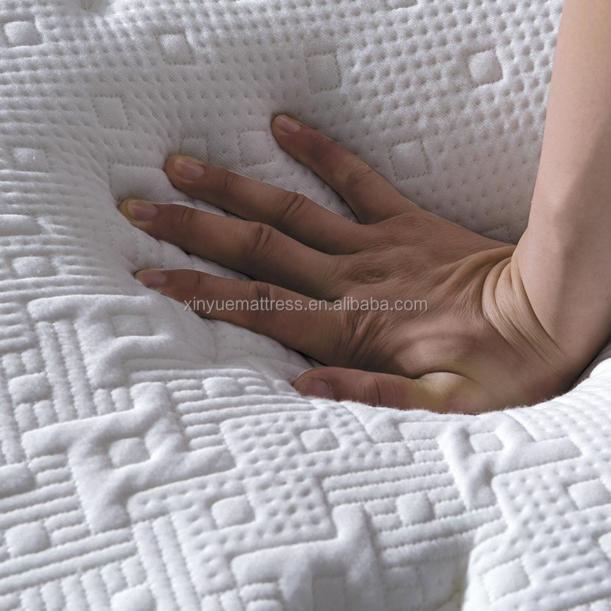 Foshan Factory High Quality Cheap Price Pocket Spring Compressible Mattress - Jozy Mattress | Jozy.net