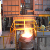 EAF/electric arc furnace for melting metal iron
