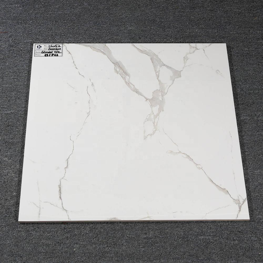 600*600mm <strong>ceramic</strong> porcelain floor tile for kitchen and bathroom