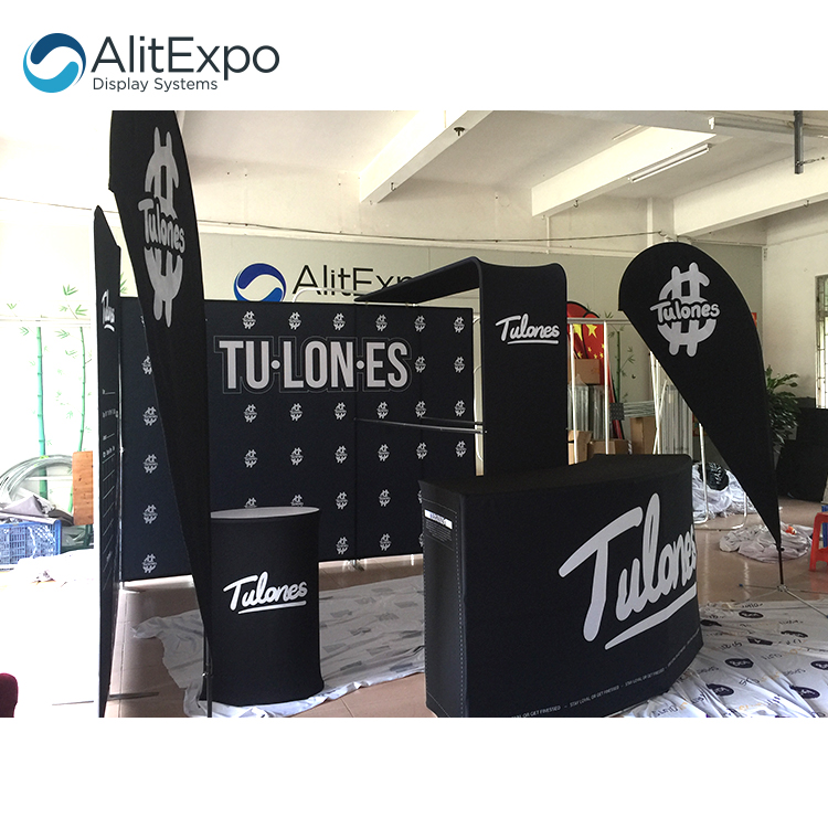 Factory Price Aluminum Exhibition Booth