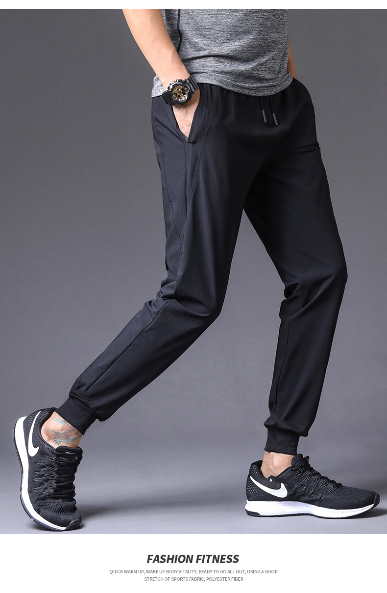 men oem logo custom design gym sport jogger sweatpants for men