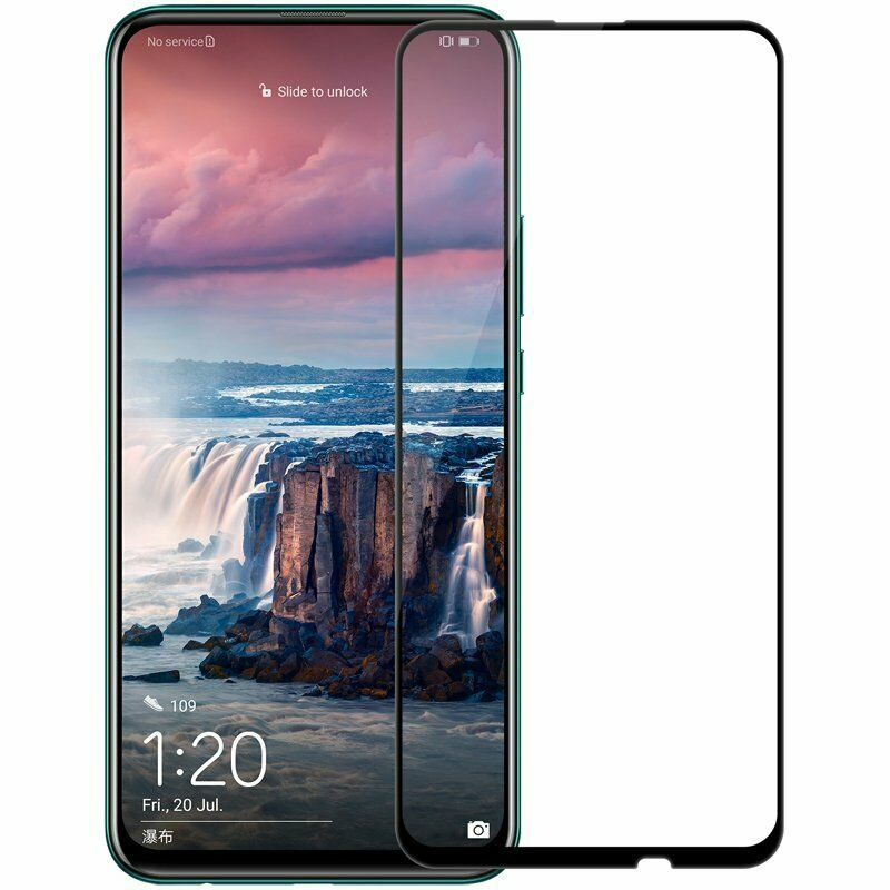 Tempered Glass 0.33mm 2.5D Curved Full Glue Screen Protector For Huawei P Smart <strong>Z</strong>