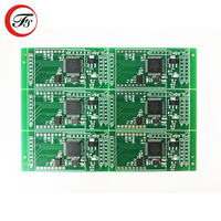 Shenzhen Factory Wireless Mini Bluetooth Active Speakers Amplifier Pcb Board